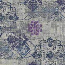Bonaparte tapijt Vintage grijs-blauw-lavendel 400cm