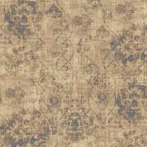 Bonaparte tapijt Vintage beige-blauw 400cm